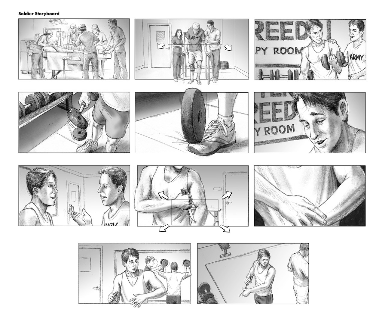 Soldier Operating room storyboard 72dpi.