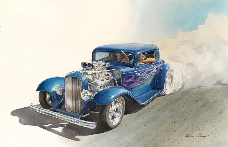 Blue Coupe Burnout 72dpi.jpg