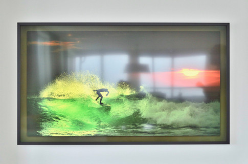 TV og digitalt bilde i ett med The frame (Ikke levert av oss)