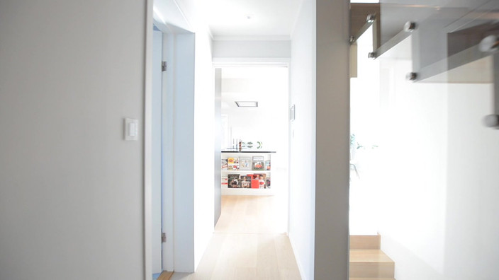 Video av Et kjøkken med kontraster