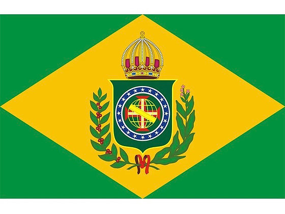 Empire Of Brazil Flag Yehoy hanging  90*150cm20