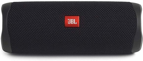 Caixa de Som Bluetooth JBL FLIP 5 20W IPX7 à prova d'água cor preto