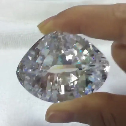 The Centenary CZ Diamond