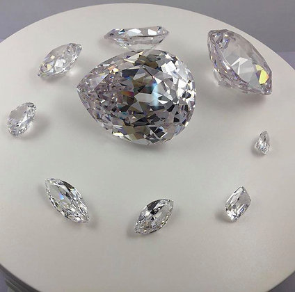Cullinan CZ Diamond Collection