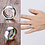 Thumbnail: Rainbow Colorful Ring Stainless Steel Band SE