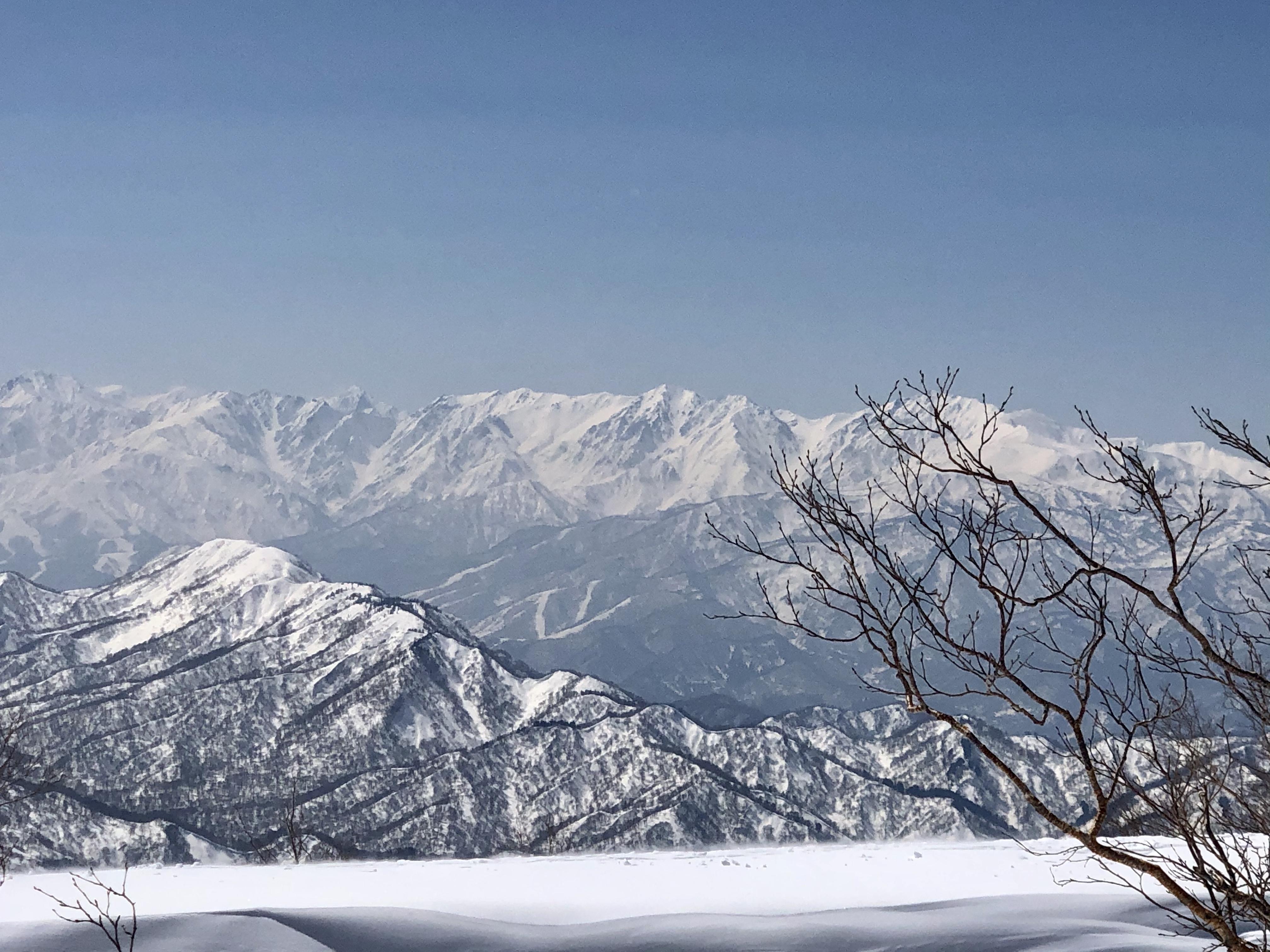 snowbaord : ski tour 2