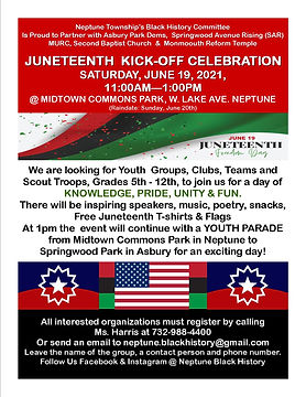 Juneteenth Kick Off Flyer for students 6