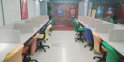15 seats room