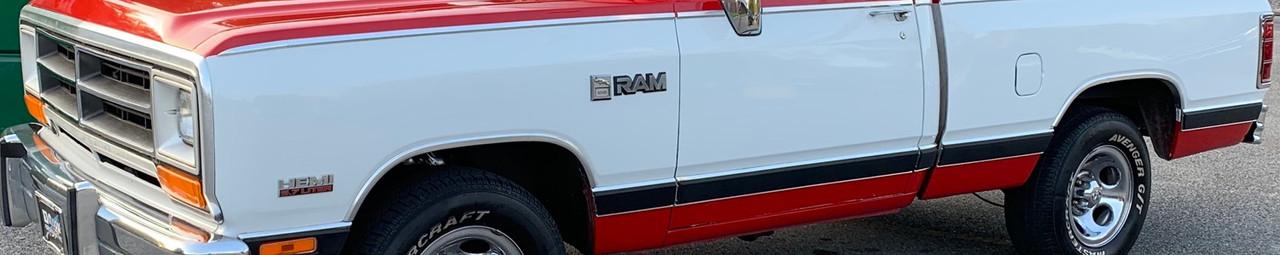 1988 D100 - 5.7 Eagle Hemi Swapped