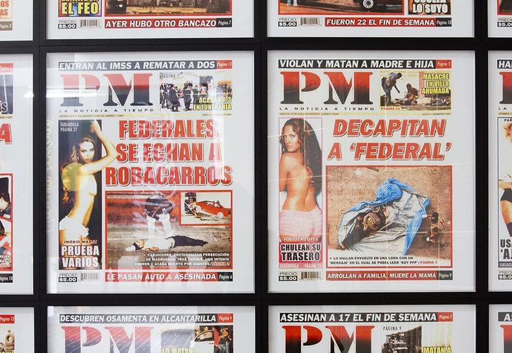 saad-magazzino-popporno-vocabolario-porno-grafico-Teresa-Margolles-PM10-2012-particolare.-