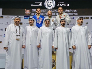 2018 Abu Dhabi World Pro concluded!