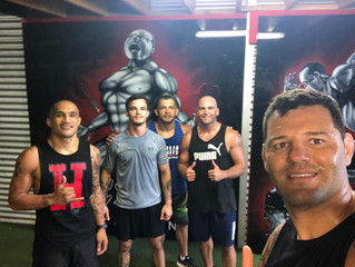 Competition Training at Heartbreak Conditioning