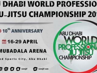 Abu Dhabi World Pro 2018!