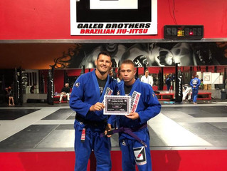 Adults and Kids grading this week at Galeb Brothers BJJ Southside!