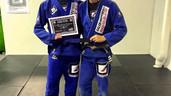 Fresh New Blue Belts