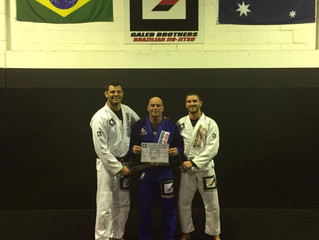 Please welcome our newest brown belts at Galeb Brothers BJJ!
