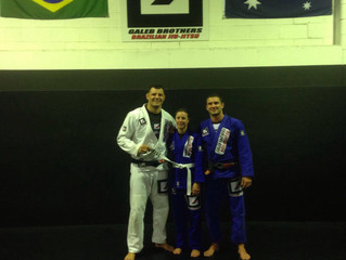 Another awesome week of training at Galeb Brothers BJJ!