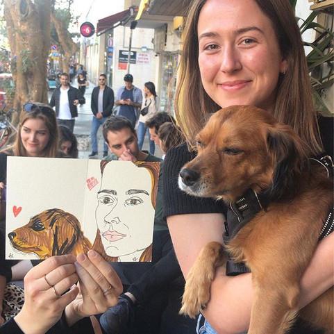 Olga + Juno