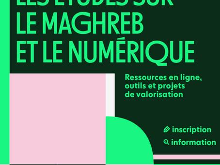 """👉 Series of webinars now available on YouTube - """"Les études sur le Maghreb et le numérique"""""""