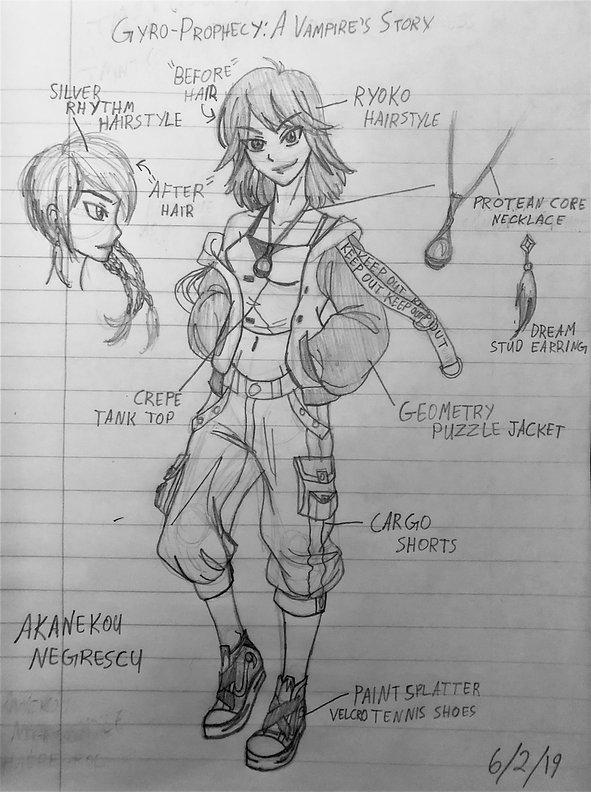 Akanekou Negrescu (rough draft).JPG