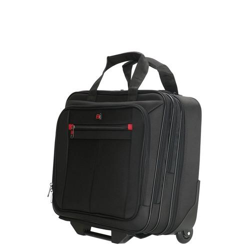 4e0efdc6c6c Vind je een laptoptas vervelend, omdat je die moet sjouwen? Dan is een  business trolley, zoals deze van Enrico Benetti, een optie voor jou!