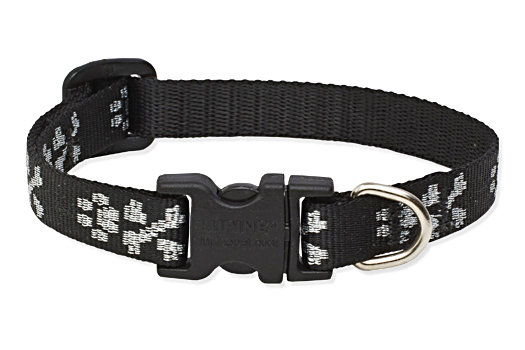 Lupine Adjustable Dog Collar - Bling Bonz 1/2""