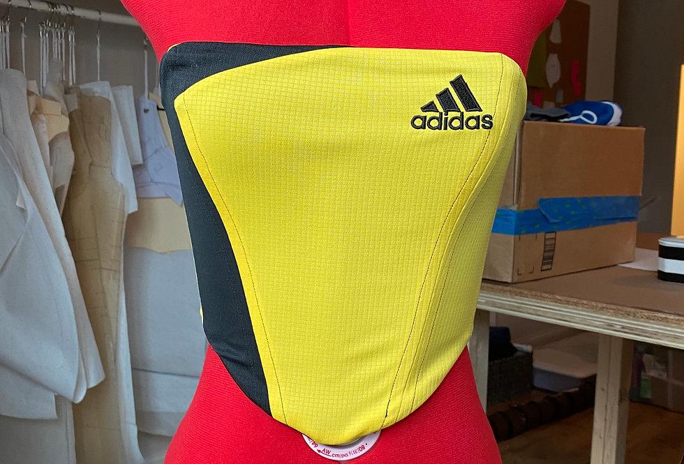 Adidas Inspired Corset