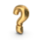 Foil Balloon Question Mark Gold.H03.2k.p