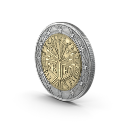 2 Euro Coin.H03.2k.png