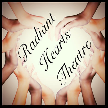 Radiant Hearts Theatre Logo