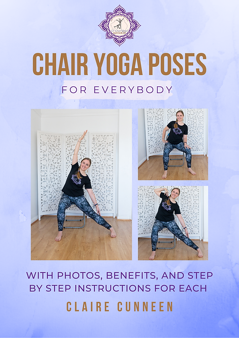 Chair Yoga Poses eBook