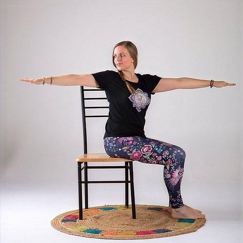 Chair Yoga Class Script