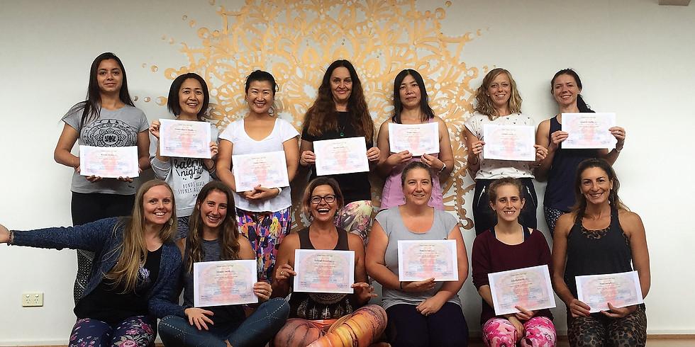LV Chair Yoga Teacher Training (Sydney) - September 2020