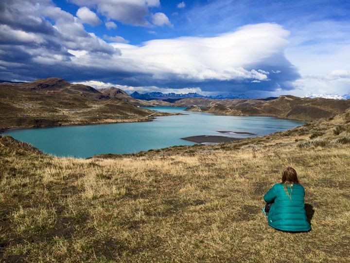 Claire Cunneen Torrest Del Paine Chile 2016