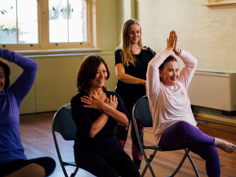 Yoga is for Everybody: The Importance of Yoga as an Inclusive Practice