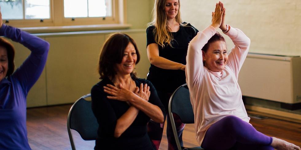 LV Chair Yoga Teacher Training (Sydney) - February 2020