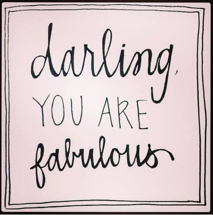You are fabulous quote
