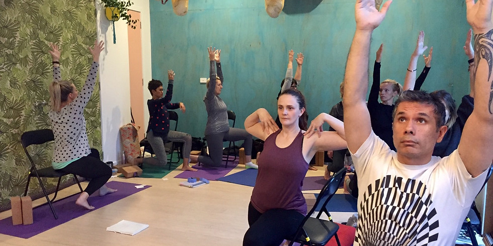 LV Chair Yoga Teacher Training (Adelaide) - February 2020