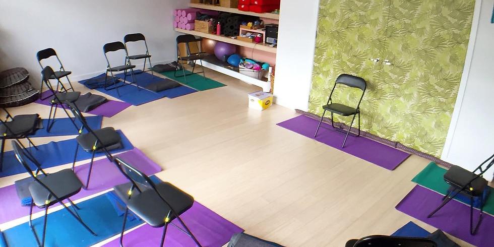 LV Chair Yoga Teacher Training (NYC) 2020
