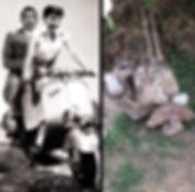 Vespa Piaggio, 1951, Nostalgic experience, Arezzo, Tuscany, car rental
