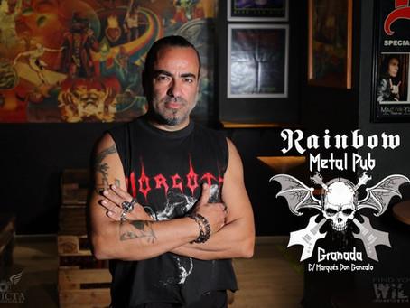 Entrevista a Alfonso de la Osa (Rainbow Metal Pub)