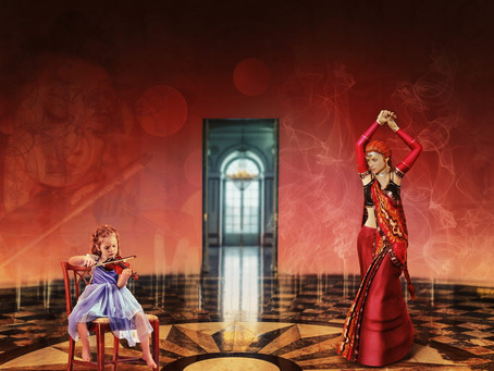 Sinn und Zweck des Orientalischen Tanzes