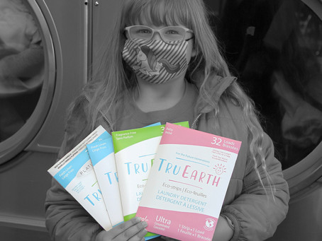 Teach your kids to be Eco Friendly with TruEarth Products!