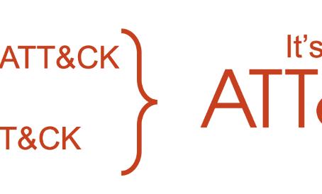 Better Threat Intelligence - MITRE ATT&CK Framework