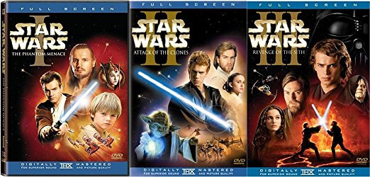 The best Star Wars Trilogy (you know it's true)
