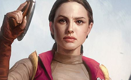 New Padmé Poster Revealed for 'Thrawn: Alliances'