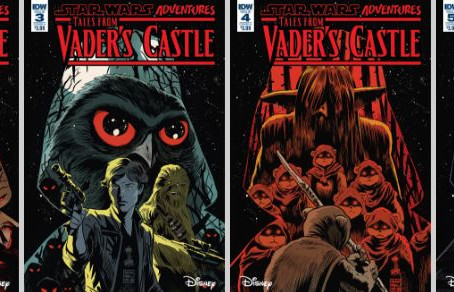 'Tales from Vader's Castle' Coming This October