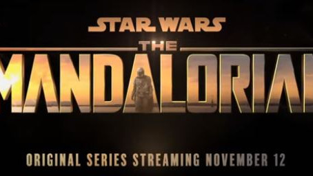 New Imagine From Disney+ Star Wars Series 'The Mandalorian'