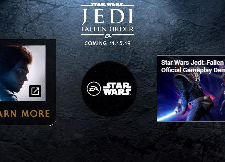 'Star Wars Jedi: Fallen Order' Cal's Mission Trailer
