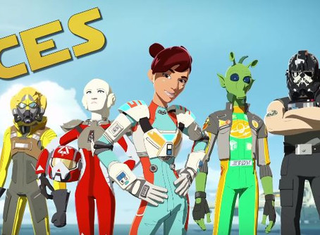Meet the Aces from 'Star Wars Resistance'